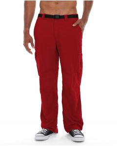 Zeppelin Yoga Pant-32-Red